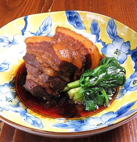 蔵王【JAPAN X】豚の角煮